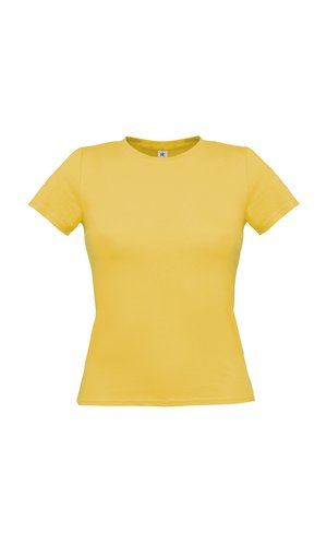 T-Shirt Women-Only [Used Yellow, XS]