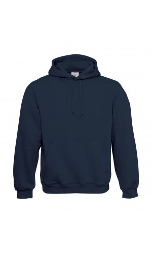 Hooded Sweat [Navy, 2XL]