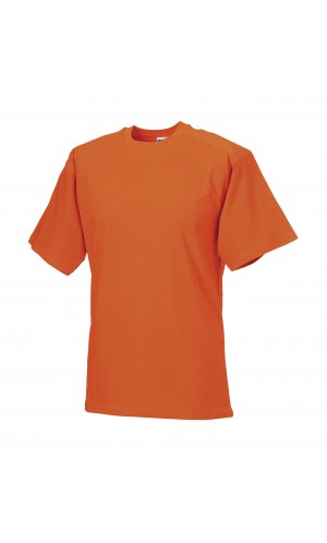 Workwear T-Shirt [Orange, S]
