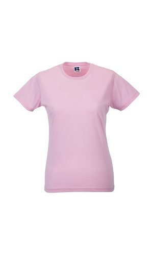 Ladies Slim T [Candy Pink, XS]