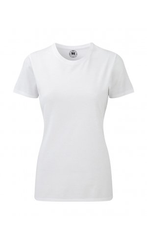 Ladies HD T-Shirt [White, XS]