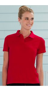 Ladies Poloshirt 65/35