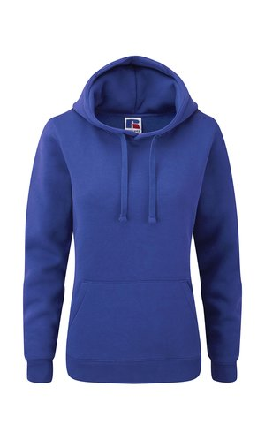 Ladies Authentic Hood [Bright Royal, XS]