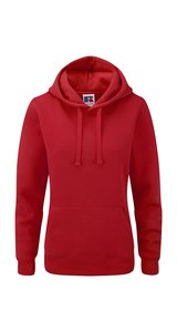 Ladies Authentic Hood [Classic Red, M]
