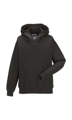 Children´s Hooded Sweatshirt [Black, 104]
