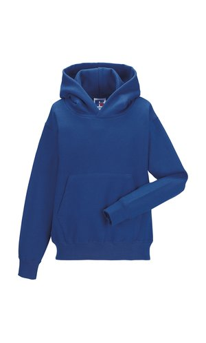 Children´s Hooded Sweatshirt [Bright Royal, 104]