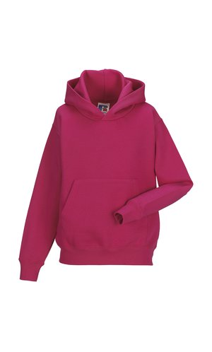 Children´s Hooded Sweatshirt [Fuchsia, 104]