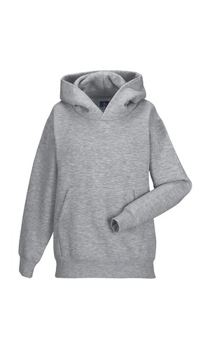 Children´s Hooded Sweatshirt [Light Oxford (Heather), 104]