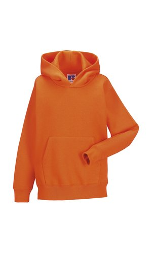 Children´s Hooded Sweatshirt [Orange, 104]