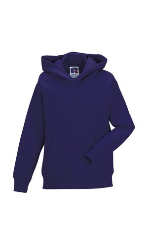 Children´s Hooded Sweatshirt [Purple, 104]