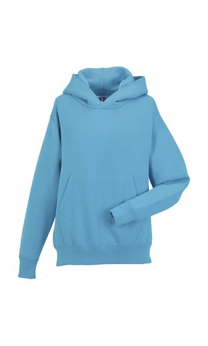 Children´s Hooded Sweatshirt [Turquoise, 104]