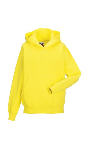 Children´s Hooded Sweatshirt [Yellow, 104]