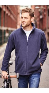 Outdoor Fleece Jacke