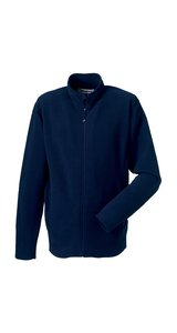 Microfleece Full-Zip [French Navy, S]