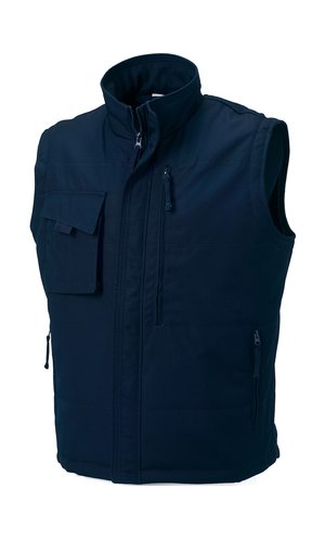 Workwear Bodywarmer [French Navy, XS]
