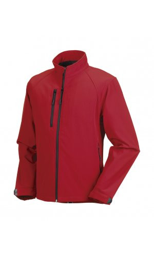 Softshell-Jacket [Classic Red, XS]