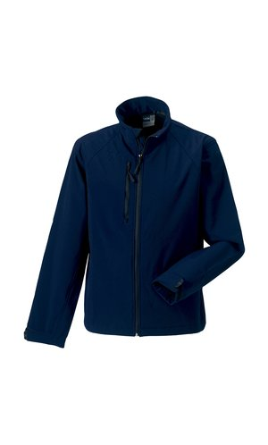 Softshell-Jacket [French Navy, XS]