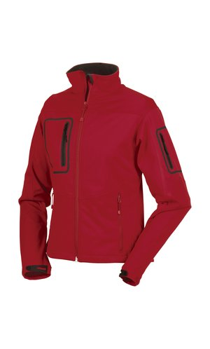 Ladies Sports Shell 5000 Jacket [Classic Red, XS]
