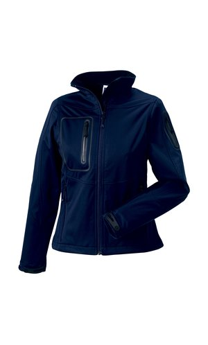 Ladies Sports Shell 5000 Jacket [French Navy, XS]