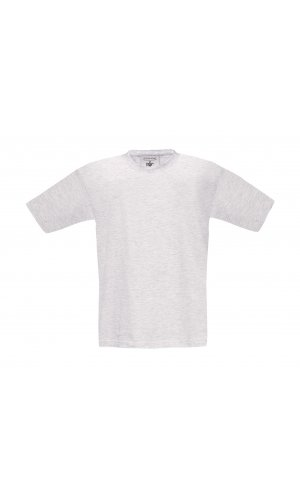 T-Shirt Exact 190 / Kids [Ash (Heather), 98/104]