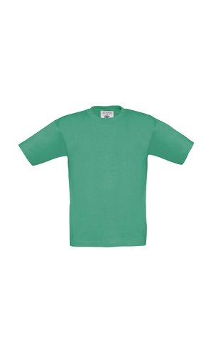 T-Shirt Exact 190 / Kids [Pacific Green, 110/116]