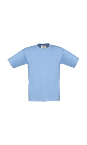 T-Shirt Exact 190 / Kids [Sky Blue, 98/104]