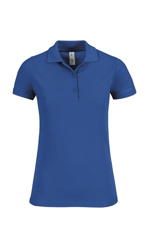 Polo Safran Timeless / Women [Royal Blue, S]