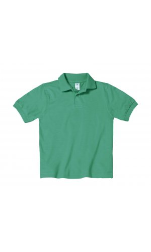 Polo Safran / Kids [Pacific Green, 134/146]