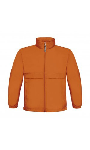 Jacket Sirocco / Kids [Orange, 134/146]
