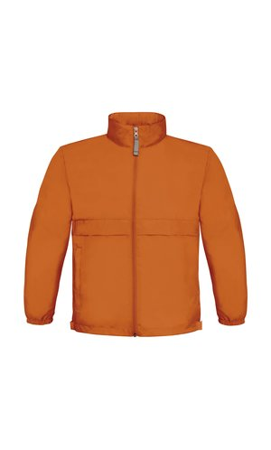 Jacket Sirocco / Kids [Orange, 152/164]