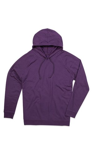 Unisex Hooded Sweatshirt [Deep Berry, XS]