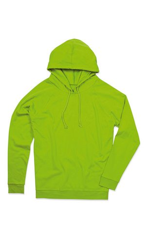 Unisex Hooded Sweatshirt [Kiwi Green, XS]