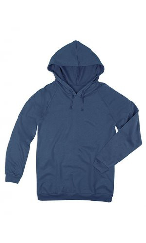 Unisex Hooded Sweatshirt [Navy Blue, XS]