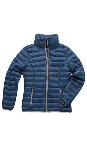 Active Padded Jacket for women [Dark Blue, S]