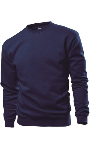 Sweatshirt [Navy Blue, XL]