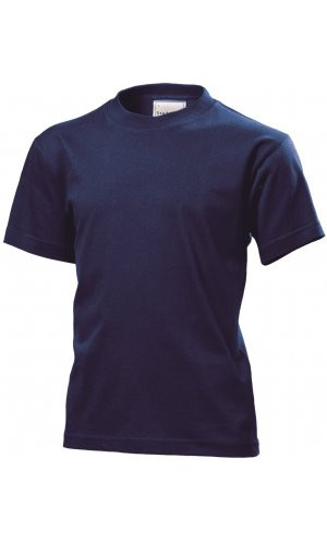 Classic-T for children [Navy Blue, 110/116]