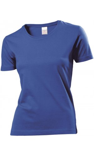 Classic-T for women [Bright Royal, S]