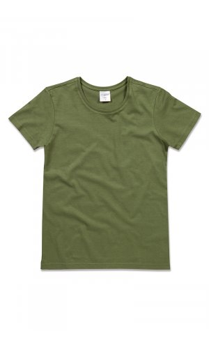 Classic-T for women [Hunters Green, S]