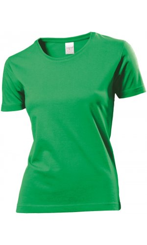 Classic-T for women [Kelly Green, S]
