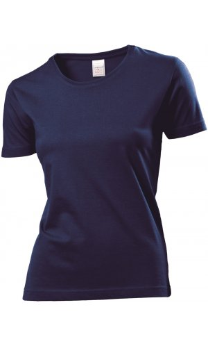 Classic-T for women [Navy Blue, S]