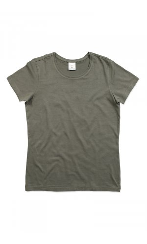 Classic-T for women [Real Grey, S]