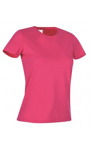 Classic-T for women [Sweet Pink, S]