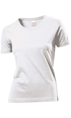 Classic-T for women [White, S]