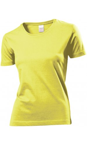 Classic-T for women [Yellow, S]