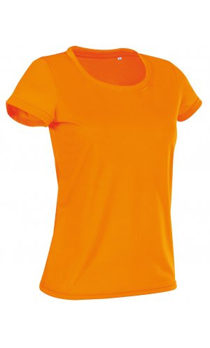 Active Cotton Touch for women [Cyber Orange, S]
