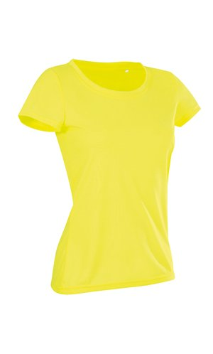 Active Cotton Touch for women [Cyber Yellow, S]