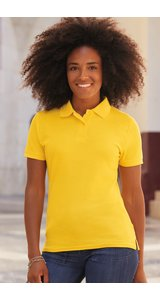 Lady-Fit 65/35 Pique Polo