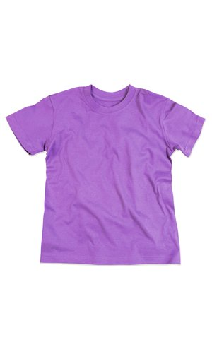 Jamie Organic Crew Neck for children [Lavender Purple, 122/128]