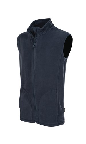 Active Fleece Vest [Blue Midnight, S]