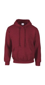 Heavy Blend Hooded Sweatshirt [Antique Cherry Red...